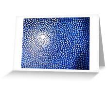 Night sky 2 Greeting Card