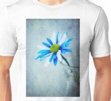 Blue & White  Unisex T-Shirt