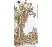 Tree of Life #15 - Brooloo Dreaming iPhone Case/Skin