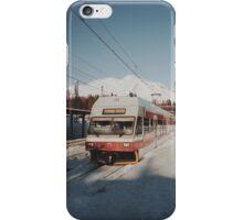 Trainstation iPhone Case/Skin