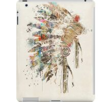 Native Headdress iPad Case/Skin