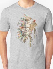Native Headdress T-Shirt