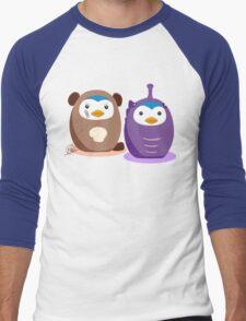 N°1 & N°2 - Disguise Team Men's Baseball ¾ T-Shirt
