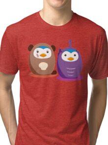 N°1 & N°2 - Disguise Team Tri-blend T-Shirt