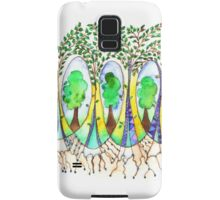 Forest for the Leaves Samsung Galaxy Case/Skin