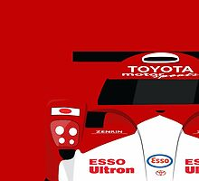 Toyota GT-One by ApexFibers