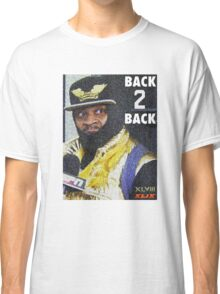 BEAST MODE BACK 2 BACK Classic T-Shirt