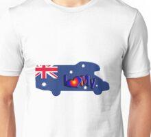 Motorhome Tshirt Australia Unisex T-Shirt