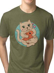 Sushi Love Tri-blend T-Shirt