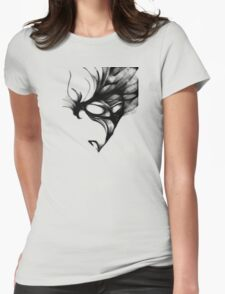 cool sketch 2 Womens Fitted T-Shirt