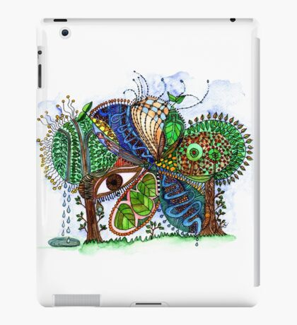 The Forest iPad Case/Skin