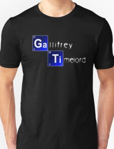 Elements of Time Travel Unisex T-Shirt
