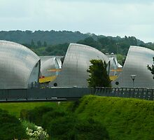 Flood Barrier by DavidFrench