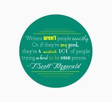 F Scott Fitzgerald Quote Unisex T-Shirt