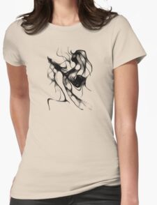 cool sketch 41 Womens Fitted T-Shirt