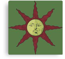 Solaire's Sun Canvas Print