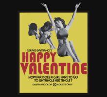 Happy Valentine - Love from Linda by okeydokey
