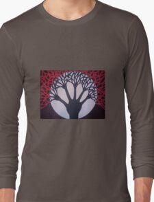 Tree of Life & Death Long Sleeve T-Shirt