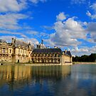Chateau de Chantilly  by natureloving