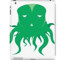 Green World Need Green Tentacle iPad Case/Skin