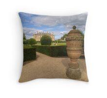 Buscot Park Throw Pillow