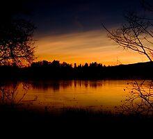 Sunset by terjekj