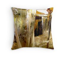 Where's the Restroom? Throw Pillow