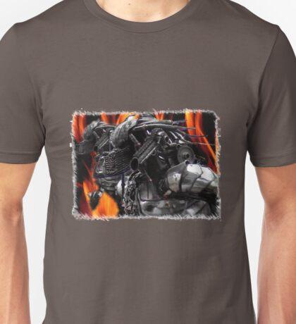 Robot Wars Unisex T-Shirt