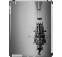 Fog lady iPad Case/Skin