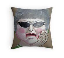 That Woman Throw Pillow