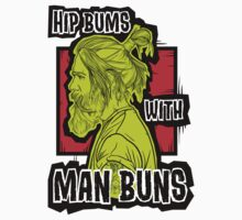 Man Buns by JonahVD