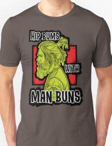 Man Buns Unisex T-Shirt