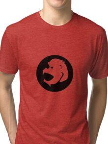 Thunder monkees are loose !! (black) Tri-blend T-Shirt