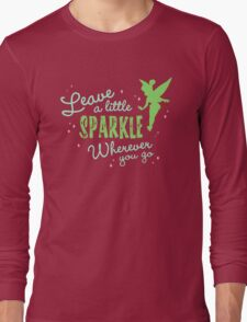 Leave a Little Sparkle Wherever You Go Long Sleeve T-Shirt