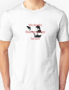 Shooting Academy for Girls T-Shirt