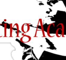 Shooting Academy for Girls Sticker