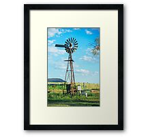 Image by Rob d Framed Print