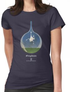 ingress : frog tears Womens Fitted T-Shirt