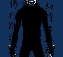 Avatar The Last Airbender Blue Spirit Scroll by AvatarSkyBison