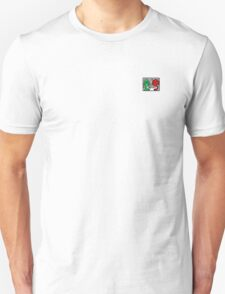 Italy Colors and Peoples Unisex T-Shirt