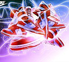 """Nike:ID by Gabriel """"harts"""" Ortiz"""