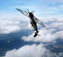Spitfire Victory  by J Biggadike