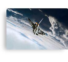 Typhoon Games Canvas Print
