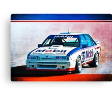 1987 VL Commodore SS Group A Canvas Print