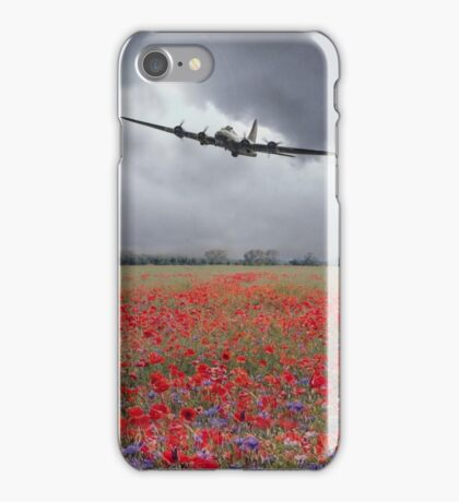 B17 Poppy Pride iPhone Case/Skin