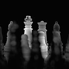 Chess 8: Royal family by Lenka