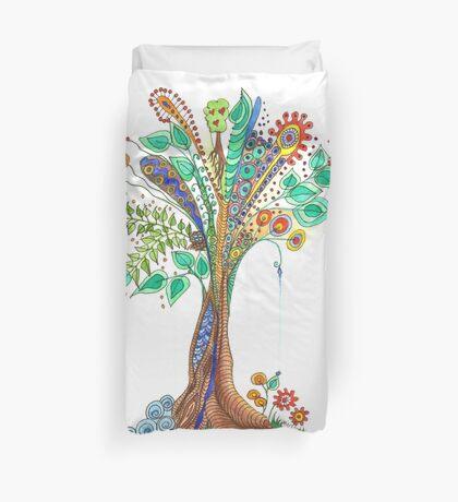 Tree of Life 11 Duvet Cover