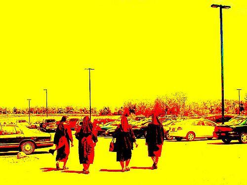 Nuns by tkwist