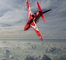 The Red Arrow  by J Biggadike