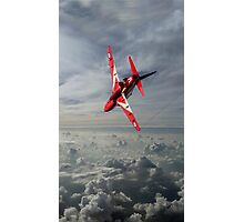 The Red Arrow  Photographic Print